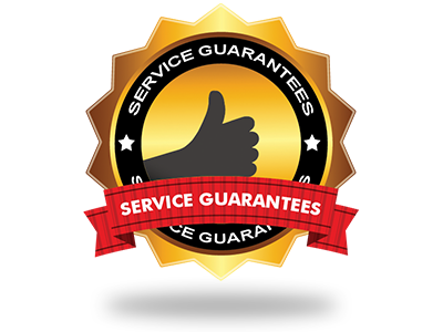 Our Service Guarantees